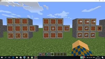 Minecraft crafting andezit