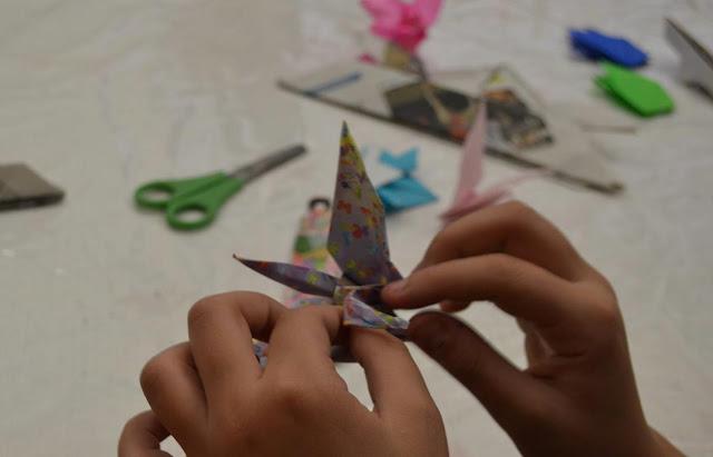 Idea 114 de 1000 Ideas De Tesis: ¿Cómo se produce el conocimiento geométrico a través del origami?
