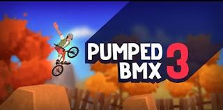 تحميل لعبة pumped bmx 3 مهكرة للاندرويد