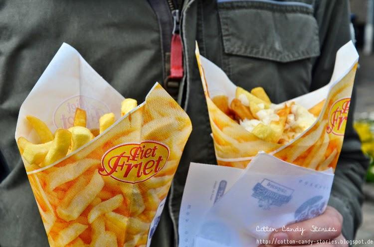 Pommes von Piet Friet in Roermond