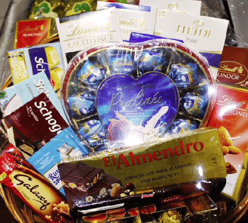 gift hampers for diwali
