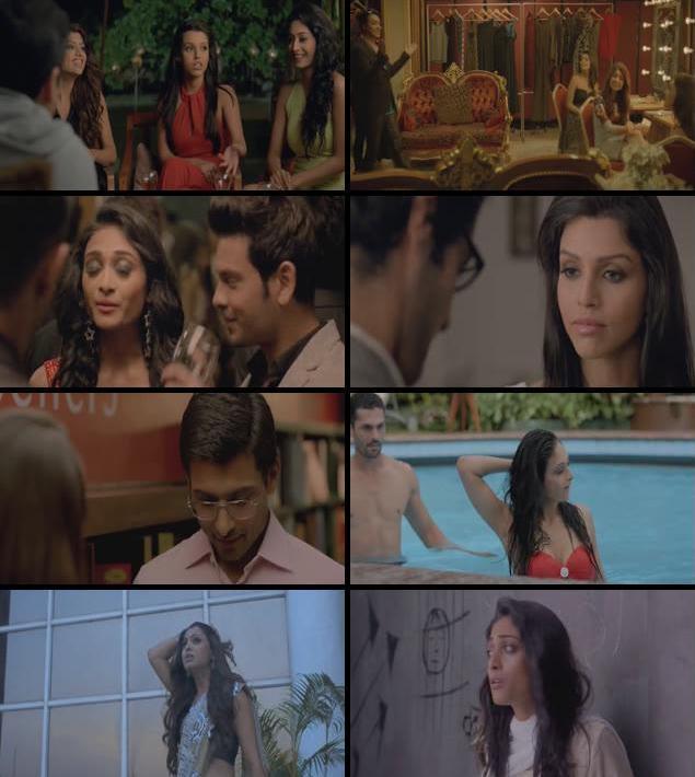 Calendar Girls 2015 Hindi 720p WEB HDRip