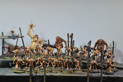 Goblintown and Azog's Legion Army