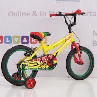 16 reggae wimcycle bmx anak sepeda