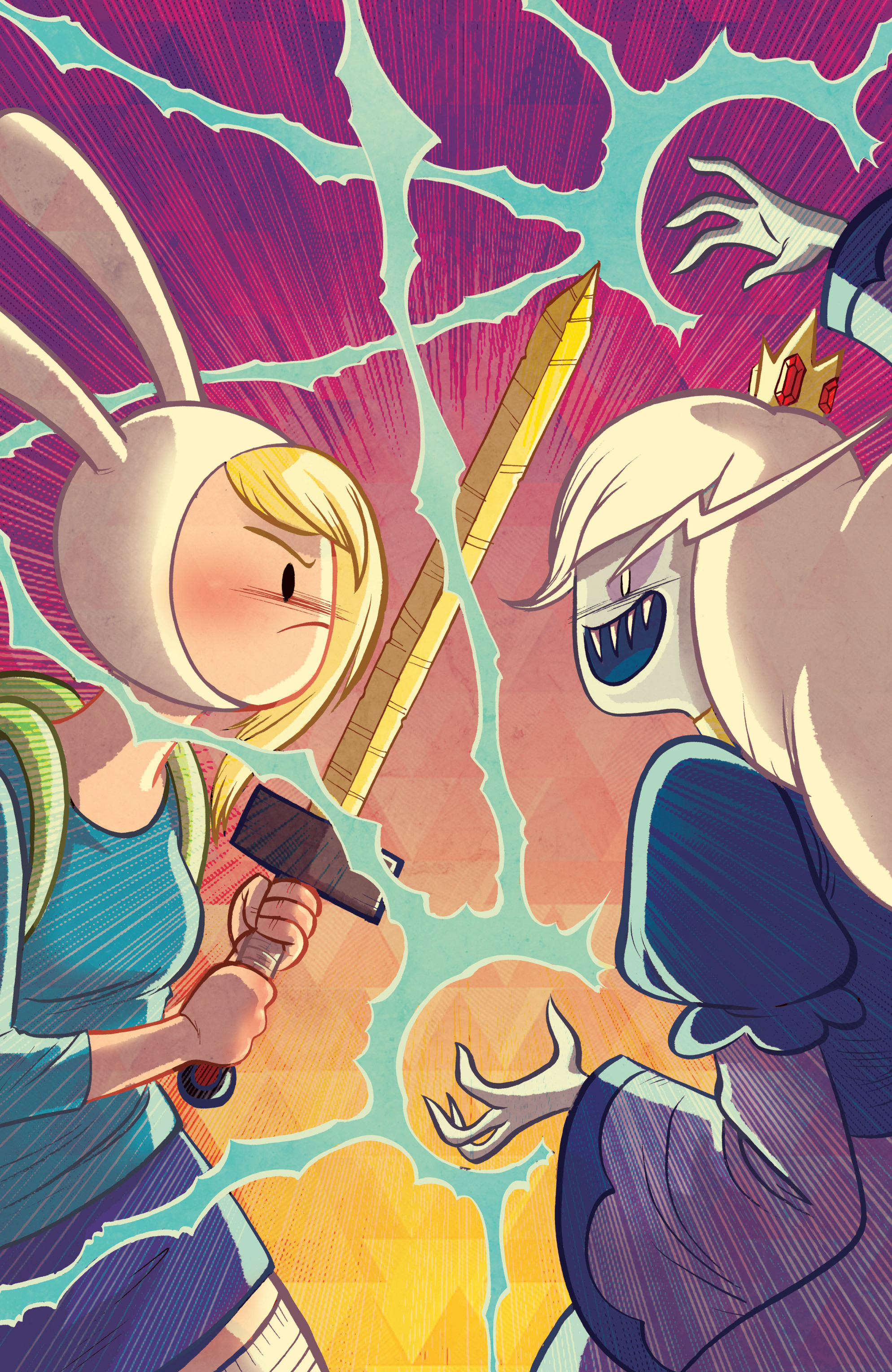 Read online Adventure Time with Fionna & Cake comic -  Issue #4 - 4