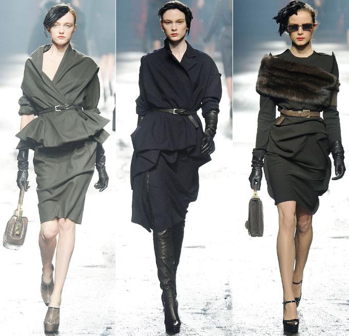 Модные тенденции A/W -2011-2012, 40-е | smellmyfashion