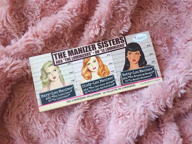 The Manizer Sisters de The Balm