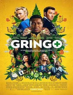 Gringo (Gringo: Se busca vivo o muerto) (2018)