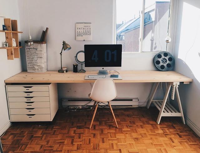 best home office desk blueprints for sale