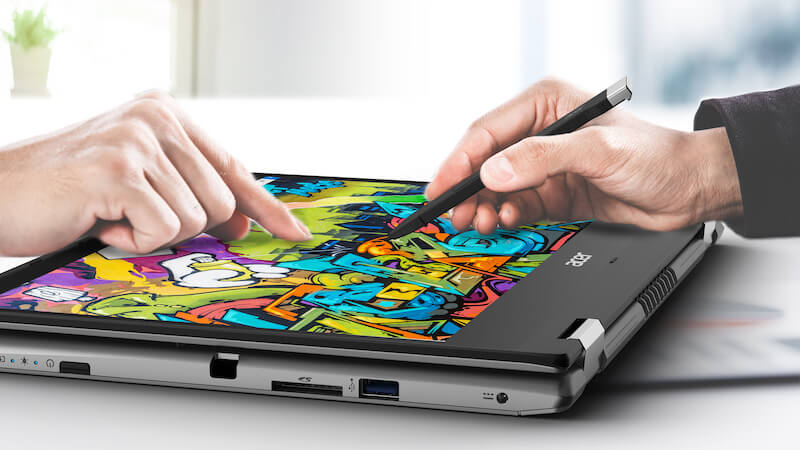 The all-new Spin 3 is perfect for creatives on the go