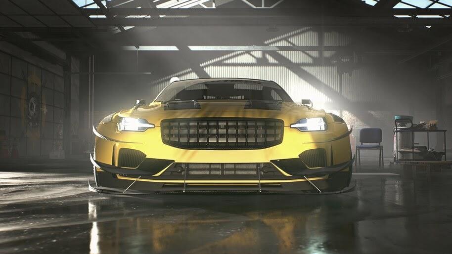 Need For Speed Heat Car 4k Wallpaper 3486