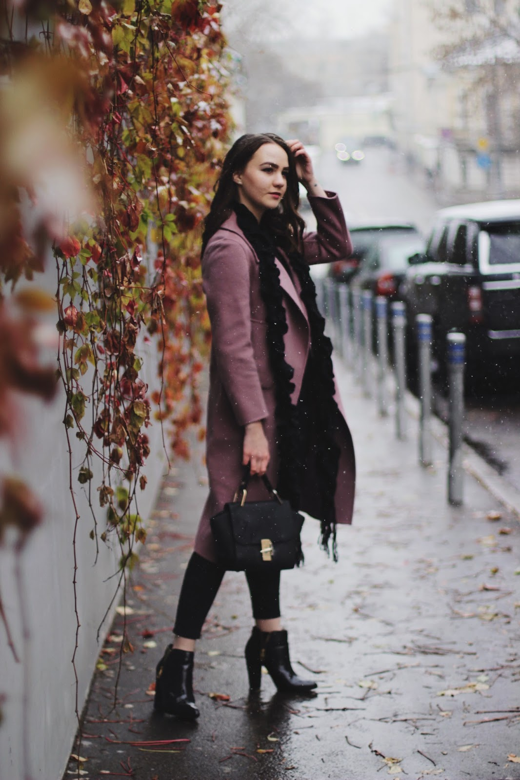 Dezzal Coat | Fashion Blogger