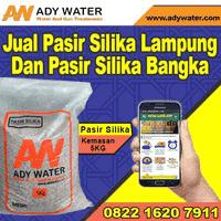 Ady Water jual pasir silika 5 kg