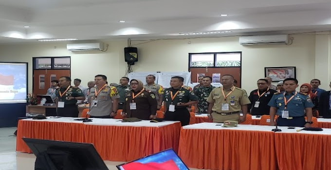 Pastikan Keamanan, Kapolda Banten Hadiri Pleno Rekapitulasi Terbuka KPU Provinsi Banten