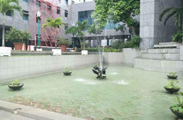 Anggaran Renovasi Kolam Peninggalan Ahot-Djarot Resmi Dicoret dari RAPBD 2018