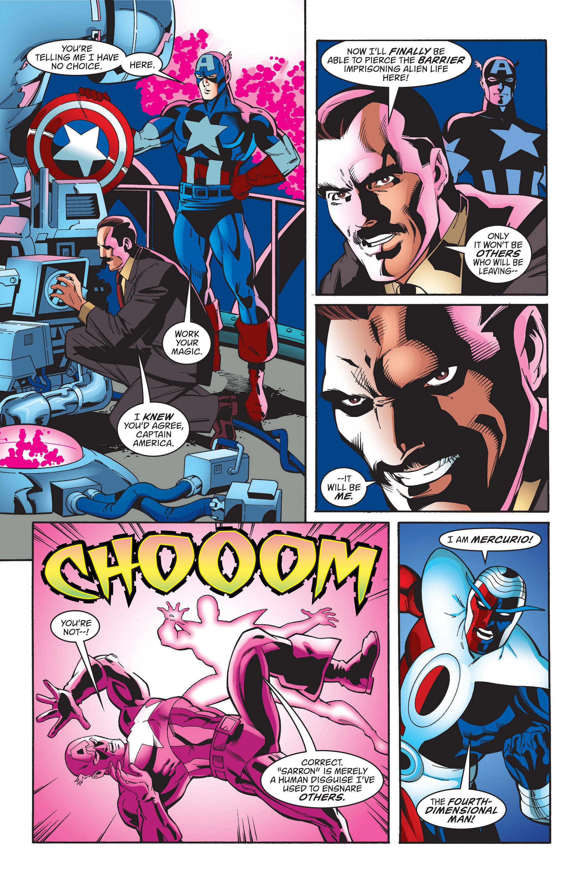 Captain America (1998) Issue #36 #43 - English 17