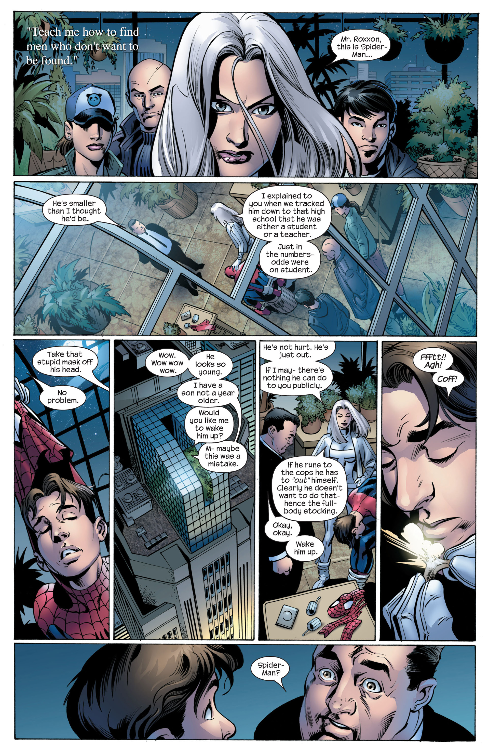 Read online Ultimate Spider-Man (2000) comic -  Issue #89 - 8