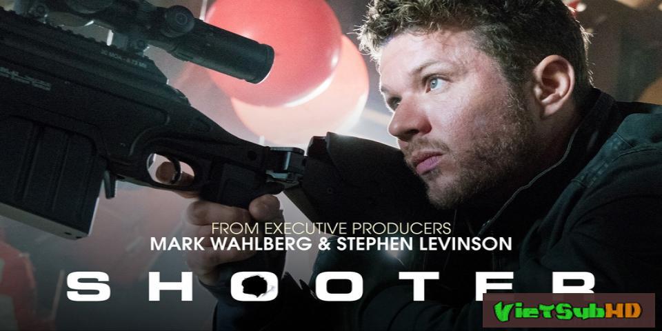 Phim Xạ Thủ (phần 2) Tập 8/10 VietSub HD | Shooter (season 2) 2017