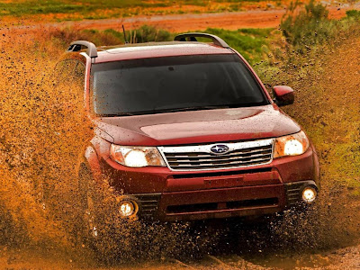 Subaru Forester Off Road Normal Resolution HD Wallpaper 10