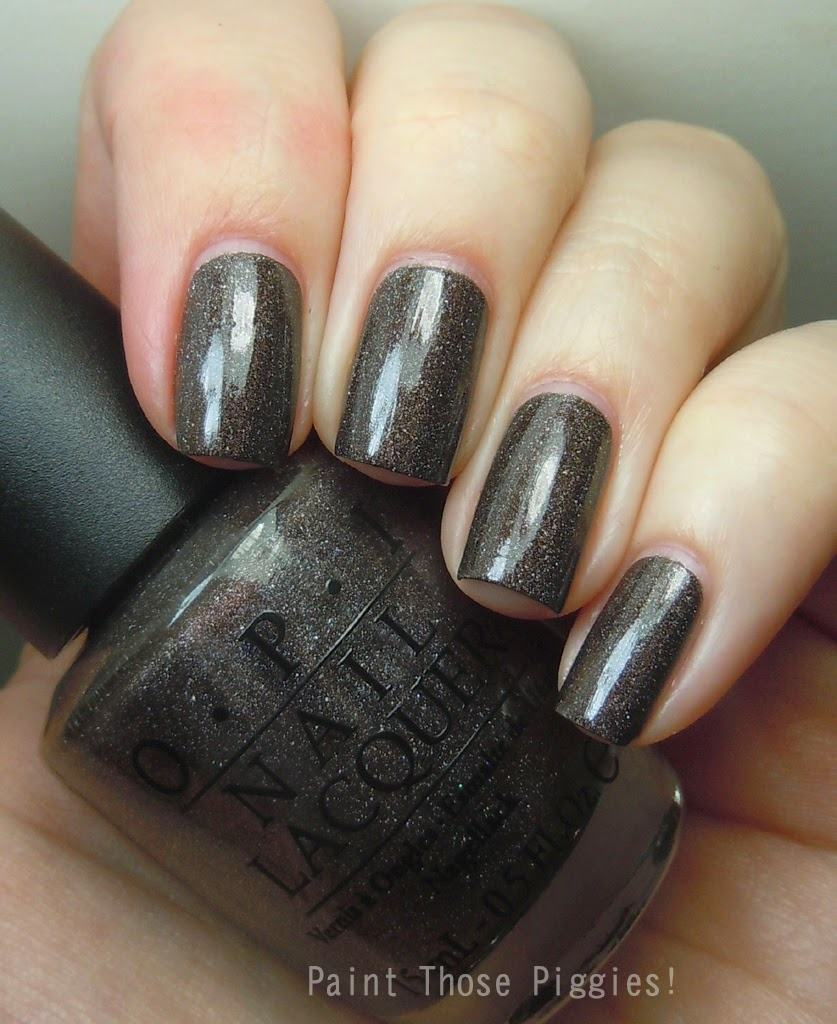 Paint Those Piggies!: Nailstalgia-OPI My Private Jet
