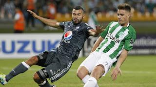 Millonarios vs Atlético Nacional en Semifinales ida, Apertura 2017