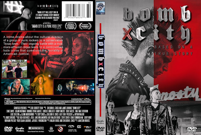 Bomb City DVD Cover