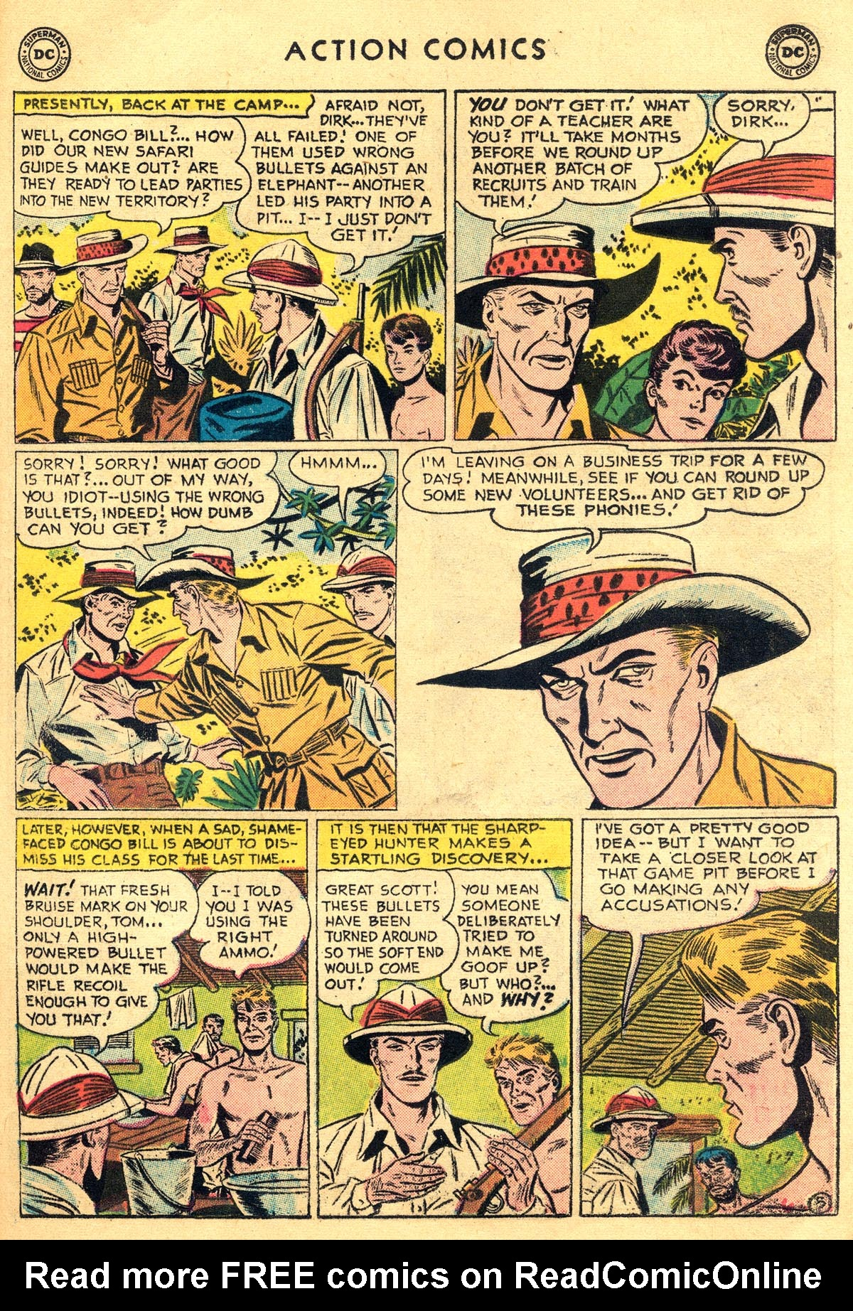 Read online Action Comics (1938) comic -  Issue #225 - 21