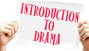"""Drama is the specific mode of fiction represented in performance. The term comes from a Greek word meaning """"action"""", which is derived from the verb meaning """"to do"""" or """"to act""""."""