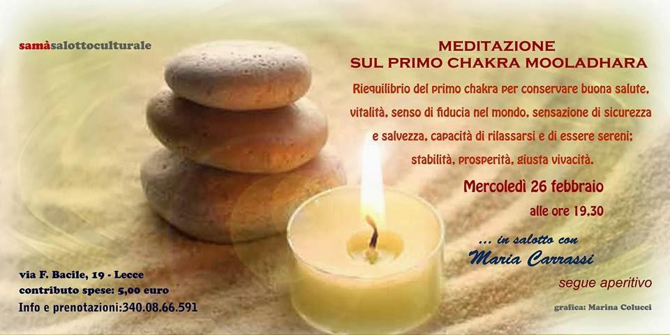 Preferenza Meditazione E Chakra BZ87 » Regardsdefemmes QZ84