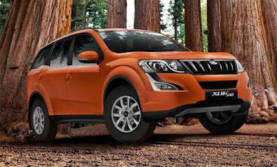 New 2016 SUV Mahindra XUV 500 Hd pics