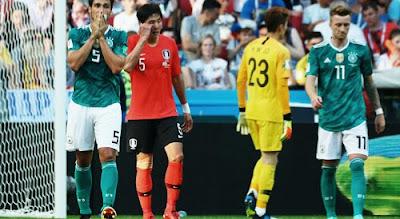 اسباب خسارة المانيا,اسباب خسارة المانيا ضد كوريا الجنوبية