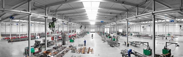 Эффективная организация сварочного производства на заводе металлоконструкций