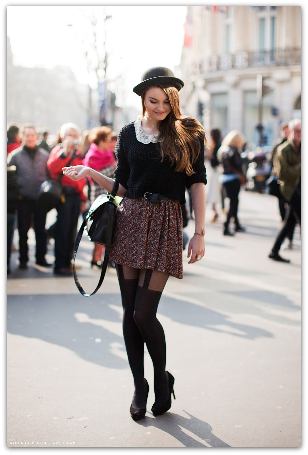 The Chic Curve Seattle Fashion: Parisian Chic Style