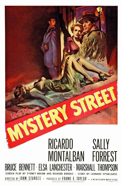 Noir Watch: Mystery Street (1950)