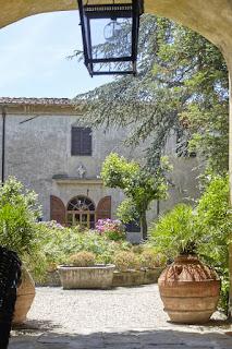 La Villa Medicea di Lilliano in Florence