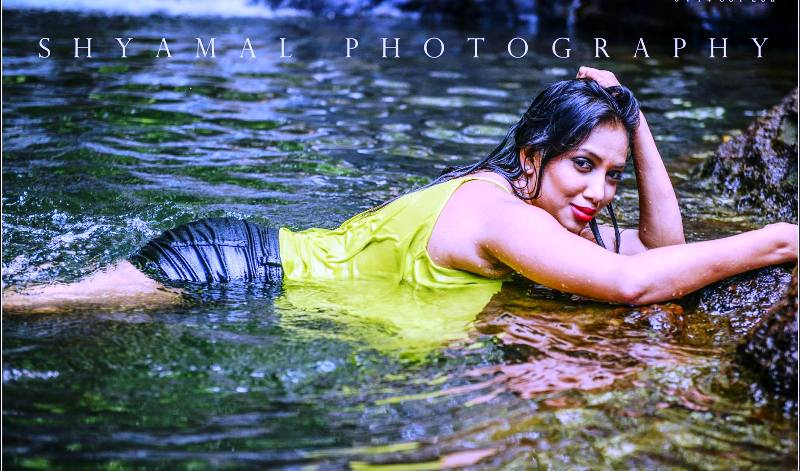 Srilankan Hot Bikini actress Models