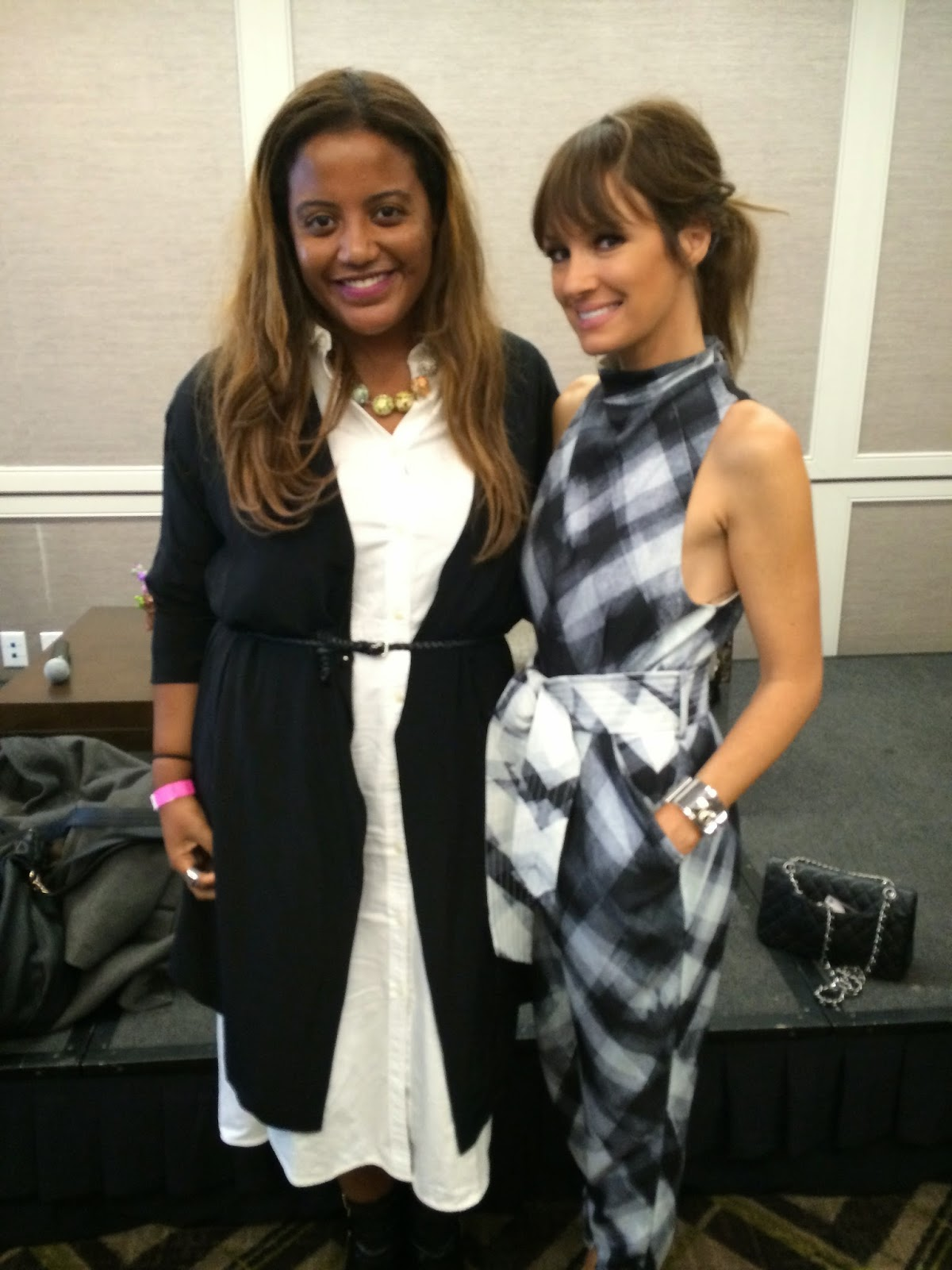 Edie's Closet, Simply Stylist New York Conference, fashion bloggers, Catt Sadler