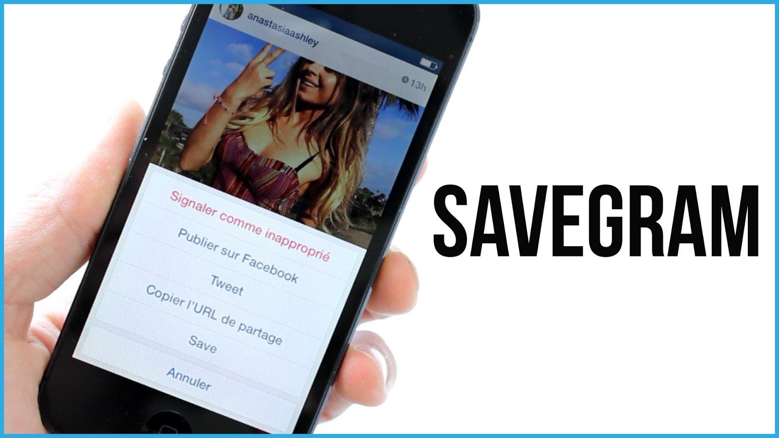 cara save video di instagram dari iphone