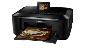 Canon PIXMA MG8250 All-in-One Colour Printer Download