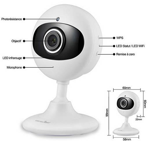acheter une caméra de survaillance