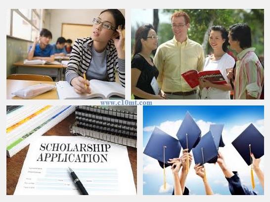 Săn học bổng du học toàn phần ước mơ viễn vông www.c10mt.com