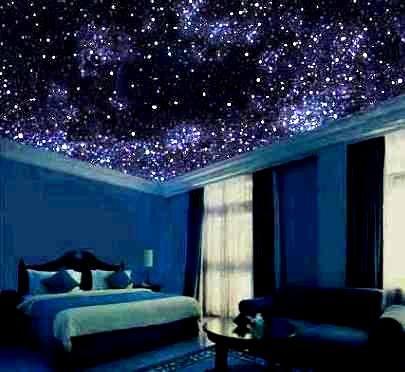 Fantastic Fiber Optic Star Field Ceiling Ideas Home Decor