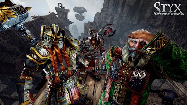 Styx: Shards of Darkness (Region Free) PC Screenshots #6