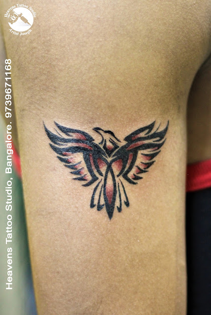 http://heavenstattoobangalore.in/tribal-eagle-tattoo-at-heavens-tattoo-studio-bangalore/