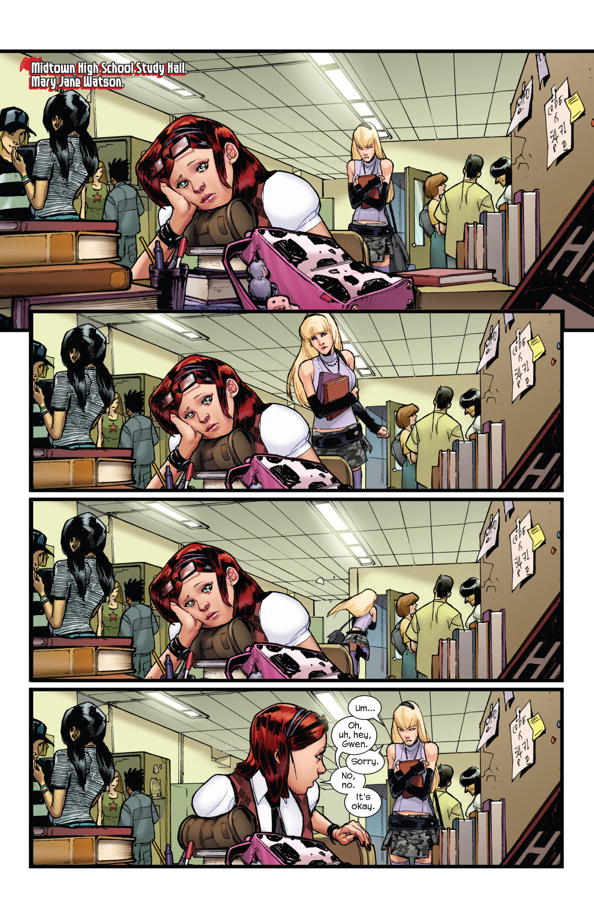Read online Ultimate Spider-Man (2009) comic -  Issue #15 - 7