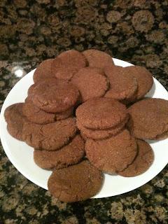 Gluten Free Gingerbread Cookies Lizzie Lau
