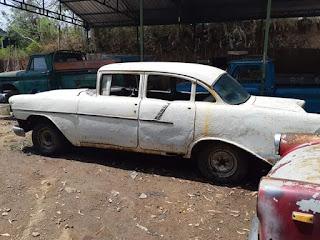 Forsale Chevrolet Belair 1956