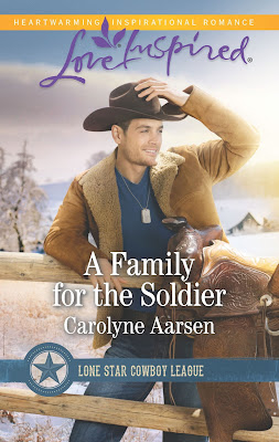http://www.amazon.com/Family-Soldier-Lone-Cowboy-League/dp/0373719272/ref=sr_1_1?s=books&ie=UTF8&qid=1451855276&sr=1-1&keywords=a+family+for+the+soldier