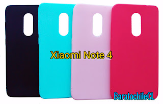 Protector color Xiaomi Redmi Note 4