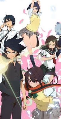 Download Anime Yozakura Quartet: Hana no Uta BD Subtitle Indonesia Batch